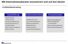 Profilbeschreibung MB Unternehmensberater